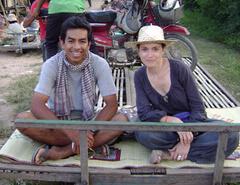 Echappées belles cambodge photo