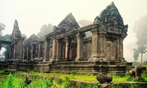 preah vihear temple cambodge 300x180 photo