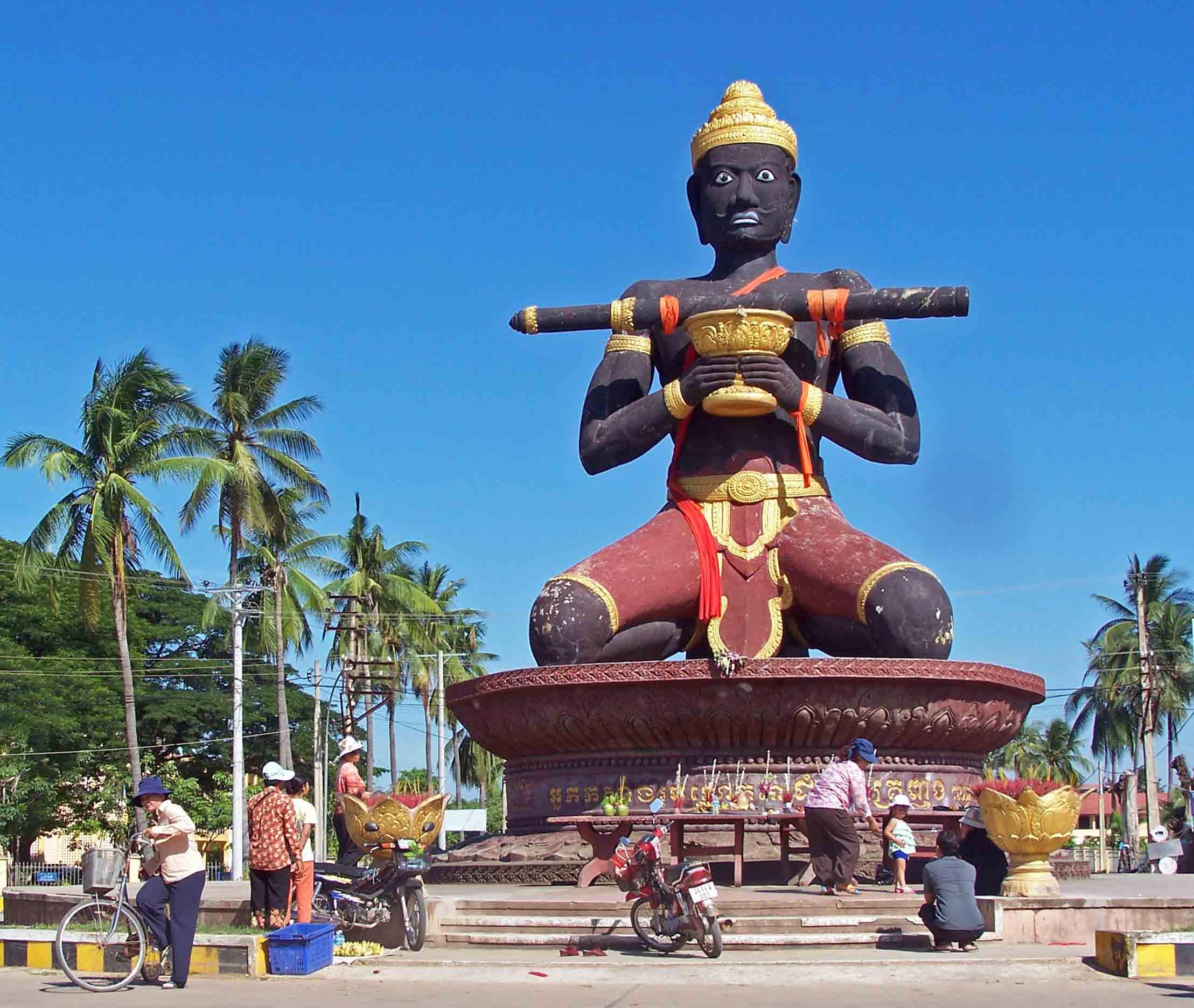 Pourquoi visiter la ville de Battambang au Cambodge