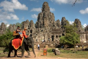 cambodge elephant 300x200 photo