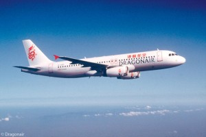 Dragonair A320-01 cambodge