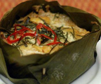 Amok trey, la plat tradionnel du Cambodge