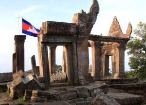 Preah Vihear Cambodge photo