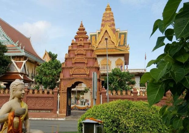 Le charme de la ville de Phnom Penh