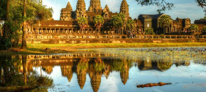7 raisons de visiter le Cambodge